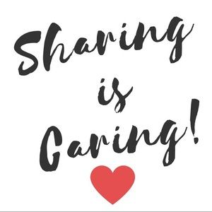 Sharing is Caring 💕
